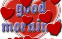 Good morning sms for lover in English