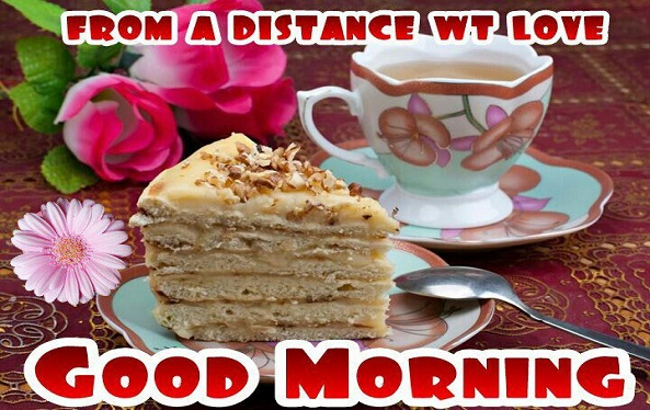 Good morning sms for her in english