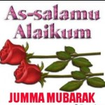 Islamic jumma mubarak text messages.