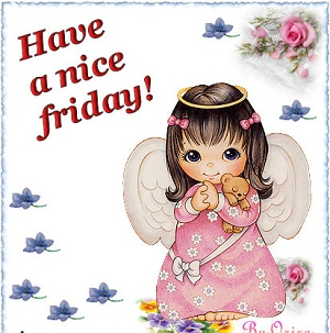 Happy Friday morning sms for friend English.