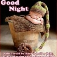Sweet good Night sms for friends