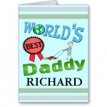Happy Birthday greeting card for Father