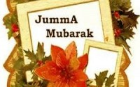 Jumma Mubarak Messages in English.