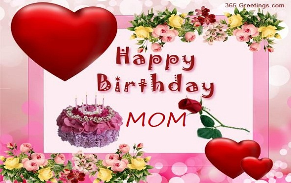 Birthday Poems for Mom from Daughter