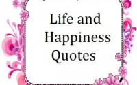 Love Quotes about life and happiness