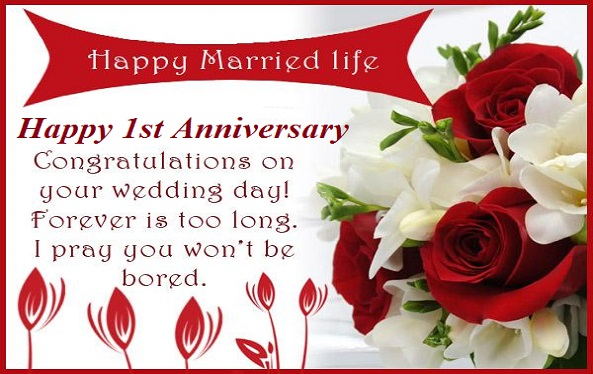 St wedding anniversary wishes for husband imgkid