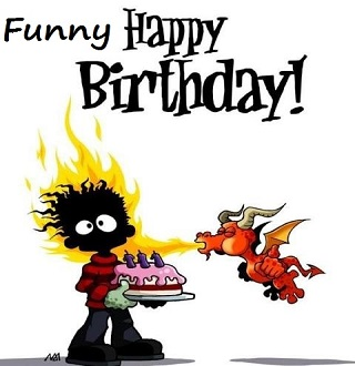 Funny Birthday poems for Friends
