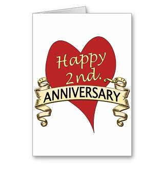 happy 2nd wedding anniversary to my wife 2nd Wedding Anniversary Quotes 2nd Wedding Anniversary Quotes #10 2nd wedding anniversary quotes