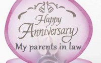 Wedding Anniversary Gift Ideas For Parents In Law : Happy anniversary wishes to parents in law 30th wedding anniversary ...