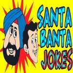 Funny santa banta jokes sms messages