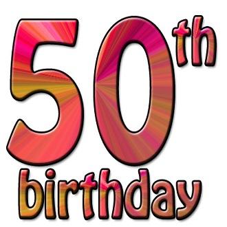 Happy 50th birthday quotes