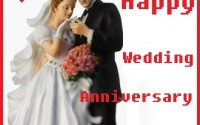 Wedding anniversary quotes for friends in English & Hindi