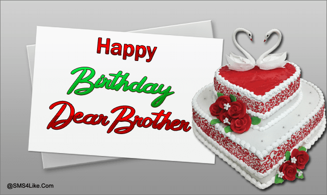 Emotional Birthday Messages for Brother
