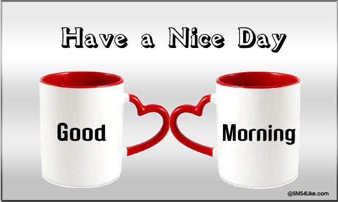 Romantic Good Morning for Life Partner
