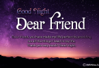 30+ Good Night Messages for Friends