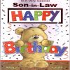 Birthday wishes for son in law in English